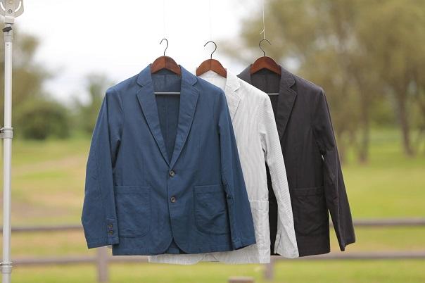 3つのジャケット